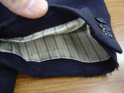 cleaning  クリーニング403 衣類の 『リフォーム』 が大忙しです! %tag